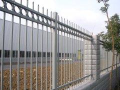 """""""青岛小区围栏锌钢护栏"""