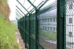 青岛护栏网-青岛保税港区外围护栏网